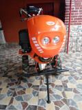 Motocultor, Ruris