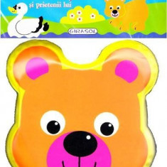 Citim in cadita - Ursuletul si prietenii lui PlayLearn Toys