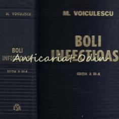Boli Infectioase - Marin Voiculescu - Clinica Si Epidemiologie