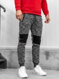 Pantaloni de trening bărbați gri Bolf 8738