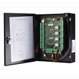 Cumpara ieftin Centrala de control acces pentru 4 usi unidirectionale, conexiune TCP/IP -HikVision DS-K2804