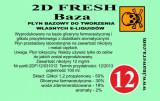 Inawera - 2D Fresh Baza 12mg - 100 ml