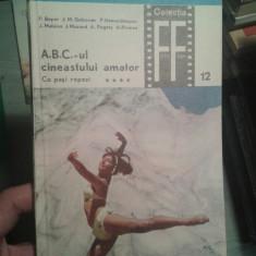 ABC-UL CINEASTULUI AMATOR-P.BAYER