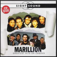 MARILLION Sight And Sound (cd+dvd)
