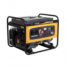 Generator curent electric Kipor KGE 6500 X3 – 6 kVA