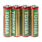 Baterii Toshiba Heavy Duty R6AA, 4 bucati