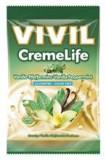 Bomboane Cremoase Creme Life Vanilie si Menta Fara Zahar 110g Vivil Cod: 4020400877060