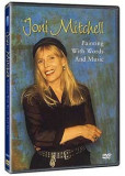 JONI MITCHELL Painting With Words And Music (dvd)