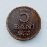 ROMANIA - 5 Bani 1953
