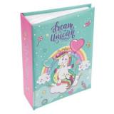 Album foto unicorn, 100 poze 10x15 cm