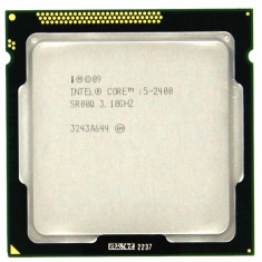 Procesor Intel Core i5 2400S 2.5GHz (Up to 3.3GHz), LGA1155, Cache 6MB, Sandy...