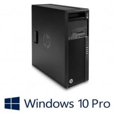 Workstation Refurbished HP Z440, Xeon Quad Core E5-1620 v3, Win 10 Pro