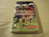 Joc Pro evolution Soccer 2010, PSP, original, alte sute de titluri, Sporturi, 3+, Multiplayer, Konami