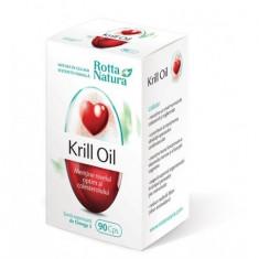 Krill Oil 30 capsule (ulei creveti polari) - ROT