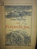 Les fleurs du mal, Charles Baudelaire, Lutetia, cca 1923