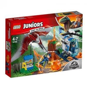 LEGO® Juniors Evadarea Pteranodonului 10756