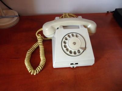 TELEFON FIX VECHI foto