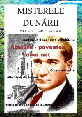 Misterele Dunării nr. 2 (format .pdf) foto