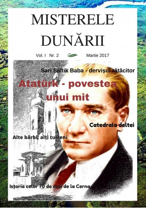 Misterele Dunării nr. 2 (format .pdf)