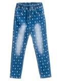 Jeanși pentru fete albaștri Bolf PPS060