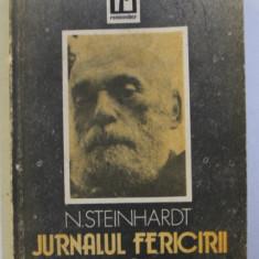 JURNALUL FERICIRII de N. STEINHARDT 1992