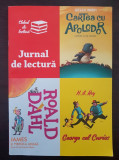 JURNAL DE LECTURA CARTEA CU APOLODOR, JAMES SI PIERSICA, GEORGE CEL CURIOS