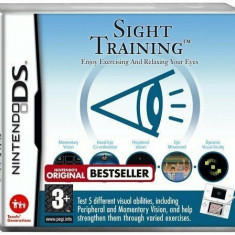 Joc Nintendo DS Sight training - Enjoy exercising and relaxing your eyes