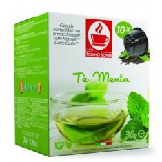 Capsule Ceai Menta Bonini - Compatibile Dolce Gusto® 10 buc