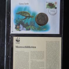 BERMUDA-MEDALIE WWF