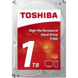 "HDD TOSHIBA 1 TB P300 7.200 rpm buffer 64 MB pt. desktop PC ""HDWD110UZSVA"""