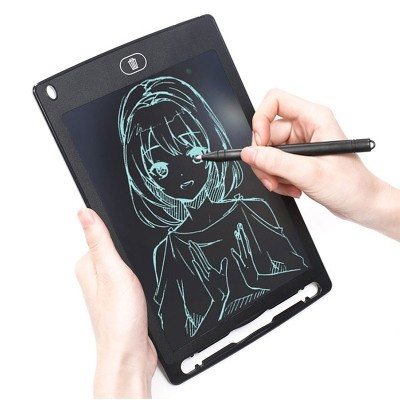 Tableta grafica + creion pentru scris si desenat, pentru copii, 8.5inch foto