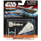SET 3 FIGURINE MICROMACHINES EPISODUL VII IMPERIAL PURSUIT