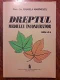 Dreptul mediului inconjurator - Daniela Marinescu /  R4P4S