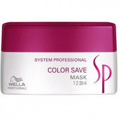 Masca de par Wella SP Color Save Mask 200 ml
