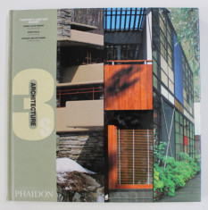 ARCHITECTURE 3 , TWENTIETH - CENTURY HOUSES by FRANK LLOYD WRIGHT ... RAY EAMES , 1999 foto