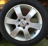 Roti/Jante Audi, VW, Skoda, Seat, Mercedes 5x112, 205/55 R16