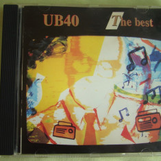 UB 40 - The Best - C D Original ca NOU, CD