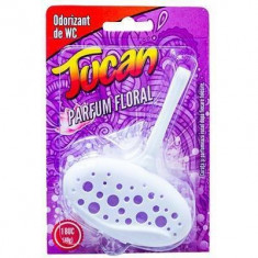 Odorizant WC TUCAN solid Floral 40g