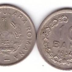 Romania 1954 - 10 bani