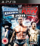 Wwe Smackdown Vs Raw 2011 Ps3, Thq
