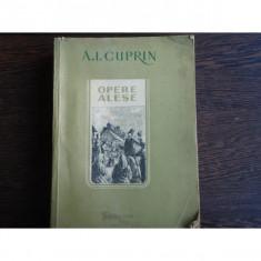 OPERE ALESE - A.I. CUPRIN