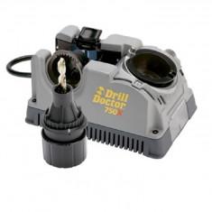 Masina de ascutit burghie DRILL DOCTOR 750, de 2, 5-19, 0 mm/unghi la varf 118°-135°, Tivoly