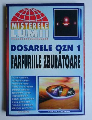 Misterele lumii  Dosarele OZN 1   Farfuriile zburatoare foto