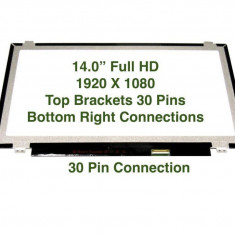 Display Laptop 14 inch LED FHD slim 30 pin