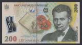A5085 200 lei 2018 UNC