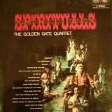 Vinil The Golden Gate Quartet – Spirituals (VG++)