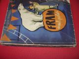 FRAM, URSUL POLAR ( editia 1959, format mai mare, ilustrata, 184 pagini ) *
