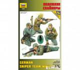 + Macheta 1/35 Zvezda 3595 - German Sniper Team +