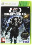 Binary Domain Limited Edition XBOX 360, original și sigilat