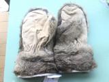 Manusi din blana Tucano,foarte calduroase